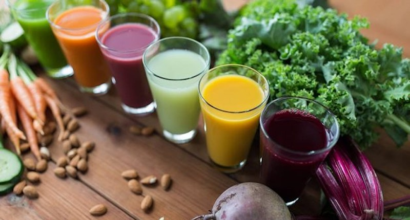 Benefits Of Juicing By Leading Juice Expert Sara Ding