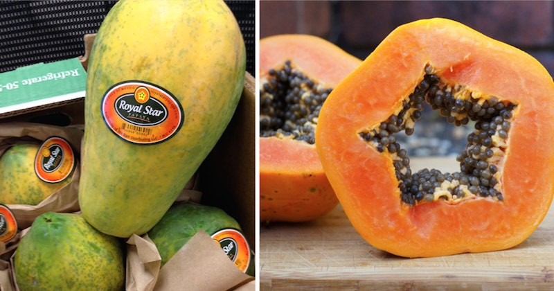 Royal Star: Non-GMO papayas