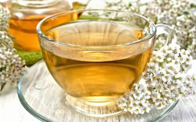 The Herbal Tea That Heals Gastritis, Stops Cramps, Regulates Menstrual Flow