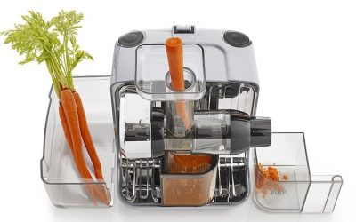 Omega CUBE300 Juicer Review