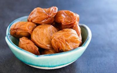 Umeboshi Plums: The Alkaline-Forming Food To Aid Digestion And Detoxify