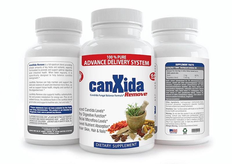 canxida remove