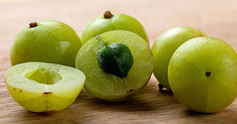 health benefits of amla (indian gooseberry)