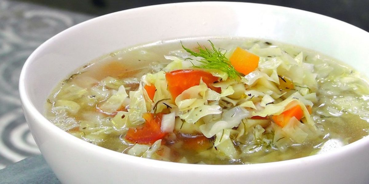 A Very Healthy Cabbage Soup Diet (Modified) That Speeds Up Your Weight Loss Efforts
