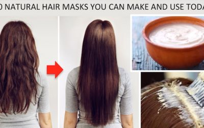 Top 10 Homemade Natural Hair Masks For Damaged Hair That Work