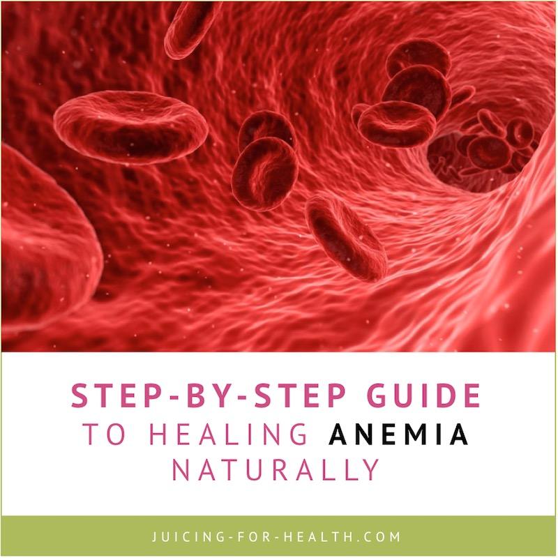 healing anemia naturally