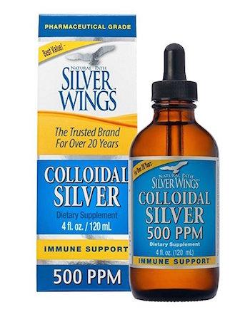 Silver Wings Colloidal Silver