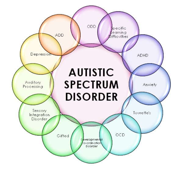 study on anxiety and autism spectrum disorder Beyond the core symptoms of autism spectrum disorder (asd), associated symptoms of anxiety can cause substantial impairment for individuals affected by asd and those who care for them in a threat-modulated startle paradigm, response patterns to neutral, predictable, and unpredictable conditions.