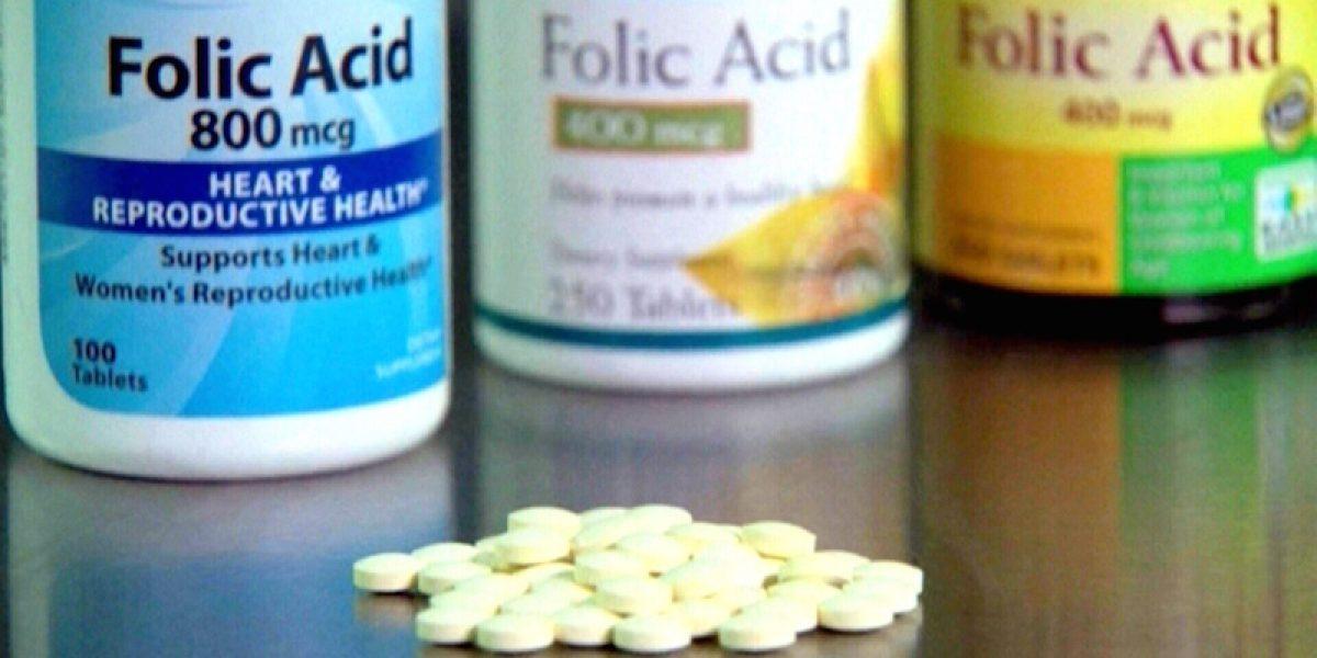 Folic Acid Taken During Pregnancy Linked To Autism in Children