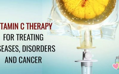 Vitamin C Therapy To Treat Various Diseases, Disorders And Cancer