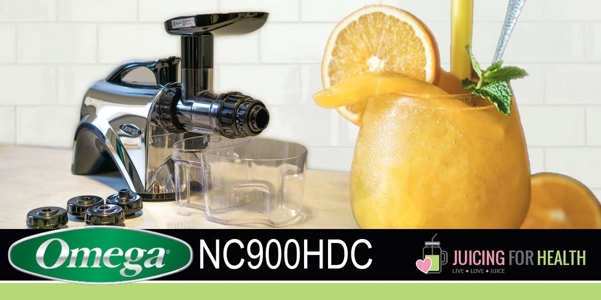 [Review] Omega NC900HDC Masticating Juicer