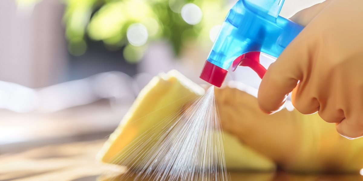 Guide to Disinfecting & Safely Receiving Packages