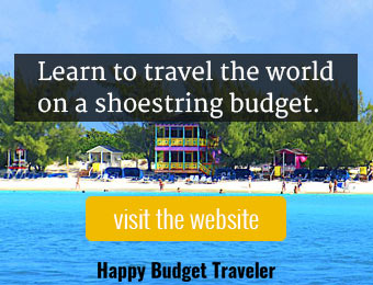 Learn to travel on a budget